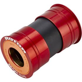 Rotor Pressfit 4624 Road  Innenlager BB386 EVO 86mm Keramik rot